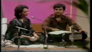 BBC LIVE Jagjit and Chitra Singh- punjabi tappay/boliyan