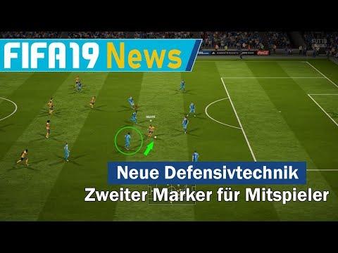 FIFA 19 Defensive Tipps & Technik