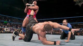 Kurt Angle vs John Cena No Mercy 2003