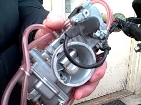 How to Tune/Adjust KTM 2 Stroke Carburetors