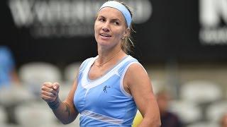 2016 Apia International Sydney Semifinal | Svetlana Kuznetsova vs Simona Halep | WTA Highlights