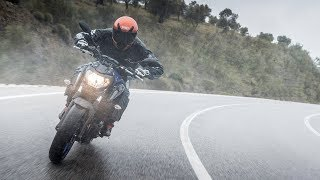 2018 Yamaha MT-07 Review Video - Part 2