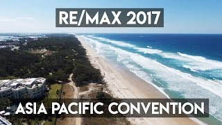 RE/MAX Asia Pacific Convention 2017 - Imagine Experiences