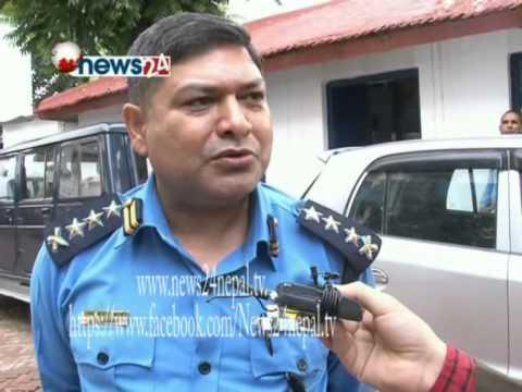 काठमाडौं प्रहरी प्रमुख एसएसपी उत्तमकुमार कार्कीले हनुमानढोकाको काल भैरवमा खाए कसम-HATHKADI
