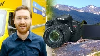 Drive Across the U.S. / Canon T4i / DIY Dolly & Snorricam : Indy News