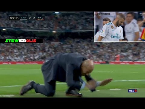 Karim Benzema ⚽ All Misses ⚽ Real Madrid Vs Valencia 2-2 ⚽ 20172018 ⚽ HD #BenzemaOut