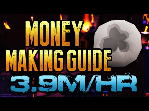 RuneScape: Money Making Guide! – 3.6/3.9M Per Hour!!