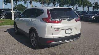 2019 Honda CR-V Winter Garden, Clermont, Winderemere, Winter Park, The Villages, FL KE021411