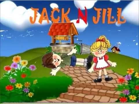 Jack and Jill Went up the Hill - Nursery Rhymes for Children ( It's Different ! )
