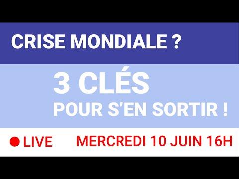 LIVE Crise mondiale ? 3 clés pour s'en sortir 16H - Quebec - France - Liban
