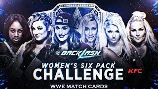 SmackDown Women's Championship Six-Pack Challenge||Backlash 2016||Highlights HD