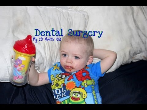 My Toddler's Dental Surgery