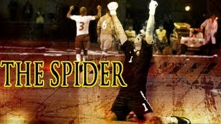 Nadir Lamyaghri - The Spider