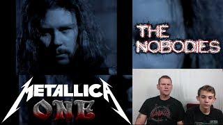 Download Lagu NOBODIES REACTION!!!: One (Metallica) Gratis STAFABAND