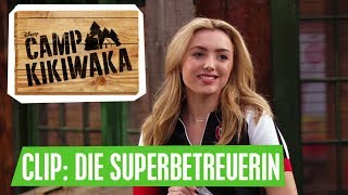 CAMP KIKIWAKA - Clip: Die Superbetreuerin | Disney Channel App