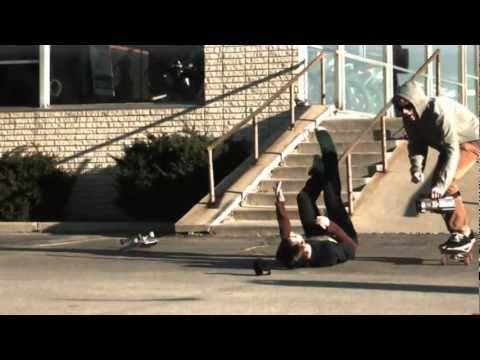 Caidas de skaters dolorosas