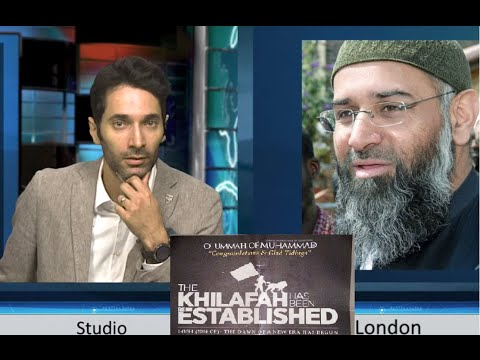 Choudary: London's 'Caliphate Established' promotes