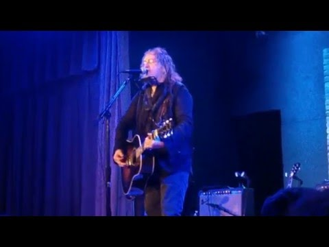 The Messenger - Ray Wylie Hubbard - City Winery Chicago 4.6.16