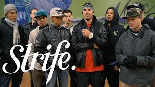 STEELO + Style Elements Crew Interview @ King Of Hearts 7