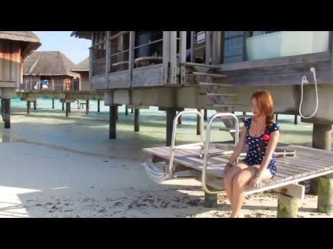 Maldives...Homevideo Poy & i HoneymoonTrip