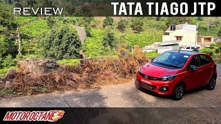 2018 Tata Tiago JTP Review | Hindi | MotorOctane
