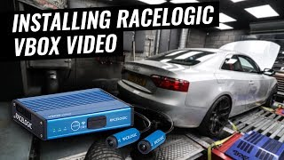 INSTALLING RACELOGIC VBOX - AUDI A5 3.0 TDI QUATTRO PROJECT - DARKSIDE DEVELOPMENTS - PART 16