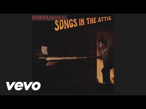 Billy Joel - Streetlife Serenader (Audio/1980)