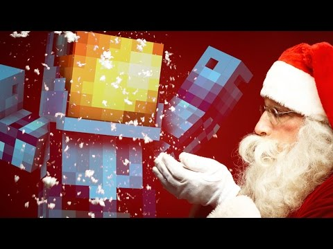 YOUTUBER NAUGHTY & NICE LIST! - Minecraft Santa Science (Pt.2)