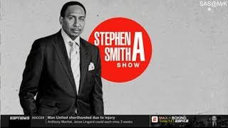 Stephen A. Smith Show 2/15/2019 Pelicans fire GM Dell Demps, Colin Kaepernick, Eric Reid