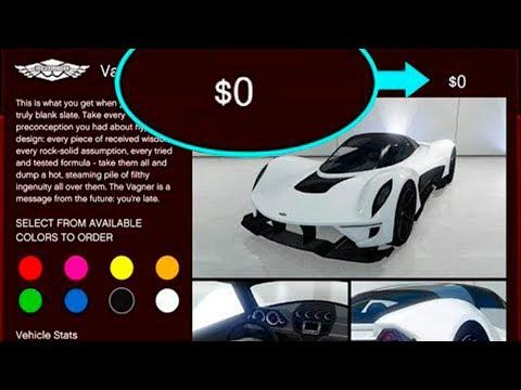 How To Get FREE Super Cars! (GTA 5 Online Money Glitch) 100% legit 1.40