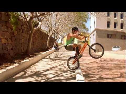 Biketrial | Adan Rodriguez | Street edit #1
