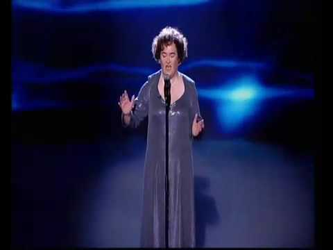 Susan Boyle Final Britains Got Talent 2009 lyrics FULL Dreamed a Dream HQ