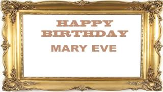 Mary Eve   Birthday Postcards & Postales