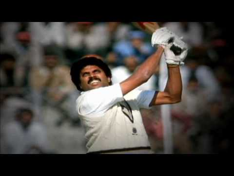 Kapil dev The early years Legends of Cricket Video pt3