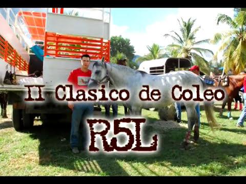 V Valida Liga Extraordinaria de coleo R5L