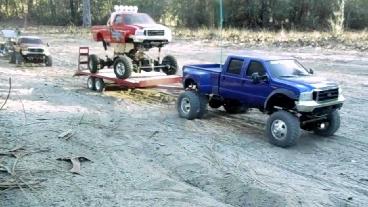 RC Trailers  rc trucks Rc Trucks With Trailers
