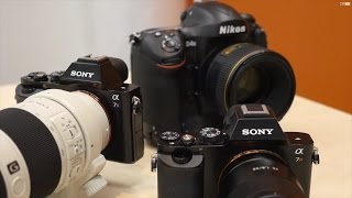Sony A7S Hands-on Review