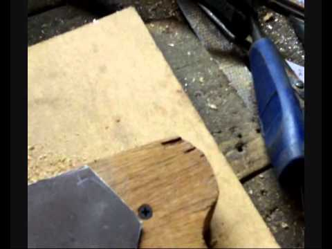 How To Make A Pump Action Crossbow - Part 7