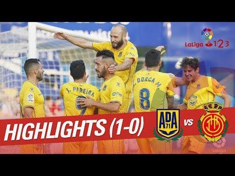 Resumen de AD Alcorcón vs RCD Mallorca (1-0)