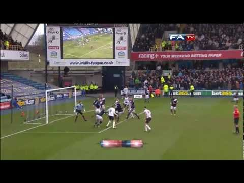 Millwall 0-0 Blackburn Rovers, FA Cup Sixth Round | FATV