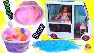 Magic Grow Snow Num Noms Surprise Blind Bags At Ice Cream Truck
