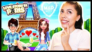 MY LOVE STORY IN PARIS - MY FRENCH BOY FRIEND - App Game
