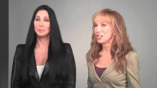 Kathy and Cher - Pizza