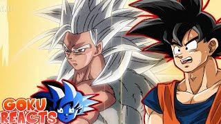Download Lagu Goku Reacts To Dragonball AF - Goku Turns Into Super Saiyan 5 Gratis STAFABAND