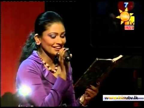 Muthu Tharanga Sing Sun Raha Hai Na Tu on Copy Chat   2013 10 20