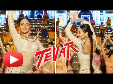 Sonakshi Sinha Shows Traditional Look In Tevar | FIRST LOOK OUT