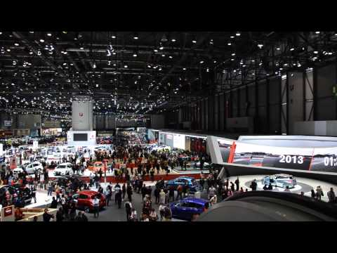 À TRAVERS UN REGARD 8 Mars 2015 SUISSE Salon international de l'automobile de Genève 2015