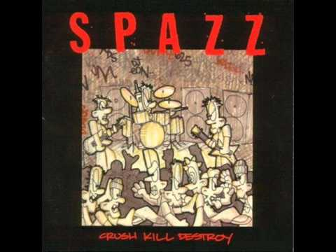 Spazz - Street Jam To The Second Power