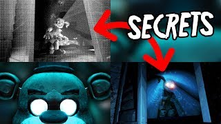 Things you missed in the NEW FNAF teasers...