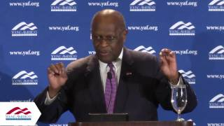 Herman Cain - Freedom Conference Dallas